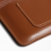 iPhone 8 Leather Sleeve Wallet (Brown) offers worldwide free shipping by PDair