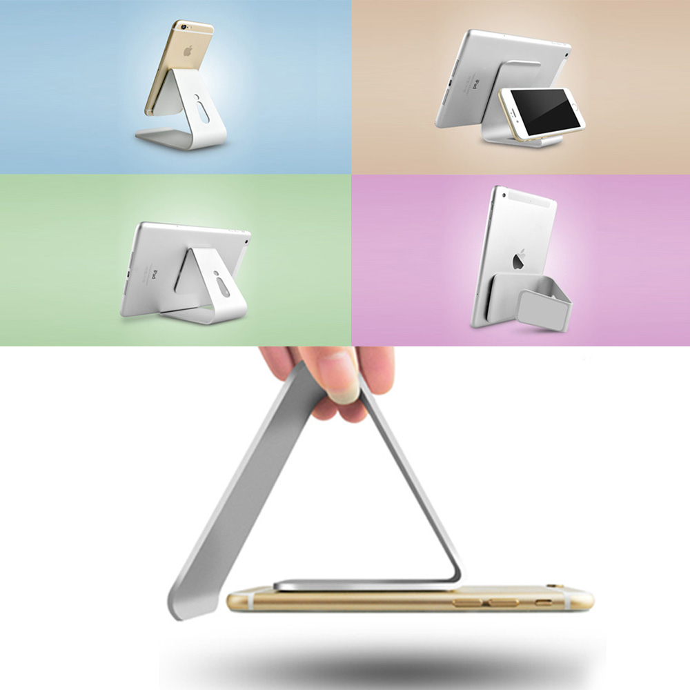 Aluminum Nano Micro Stand Holder for Smartphone and Tablet :: PDair