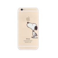 Snoopy iPhone 6s 6 Plus SE 5s 5 Pattern Printed Soft Case
