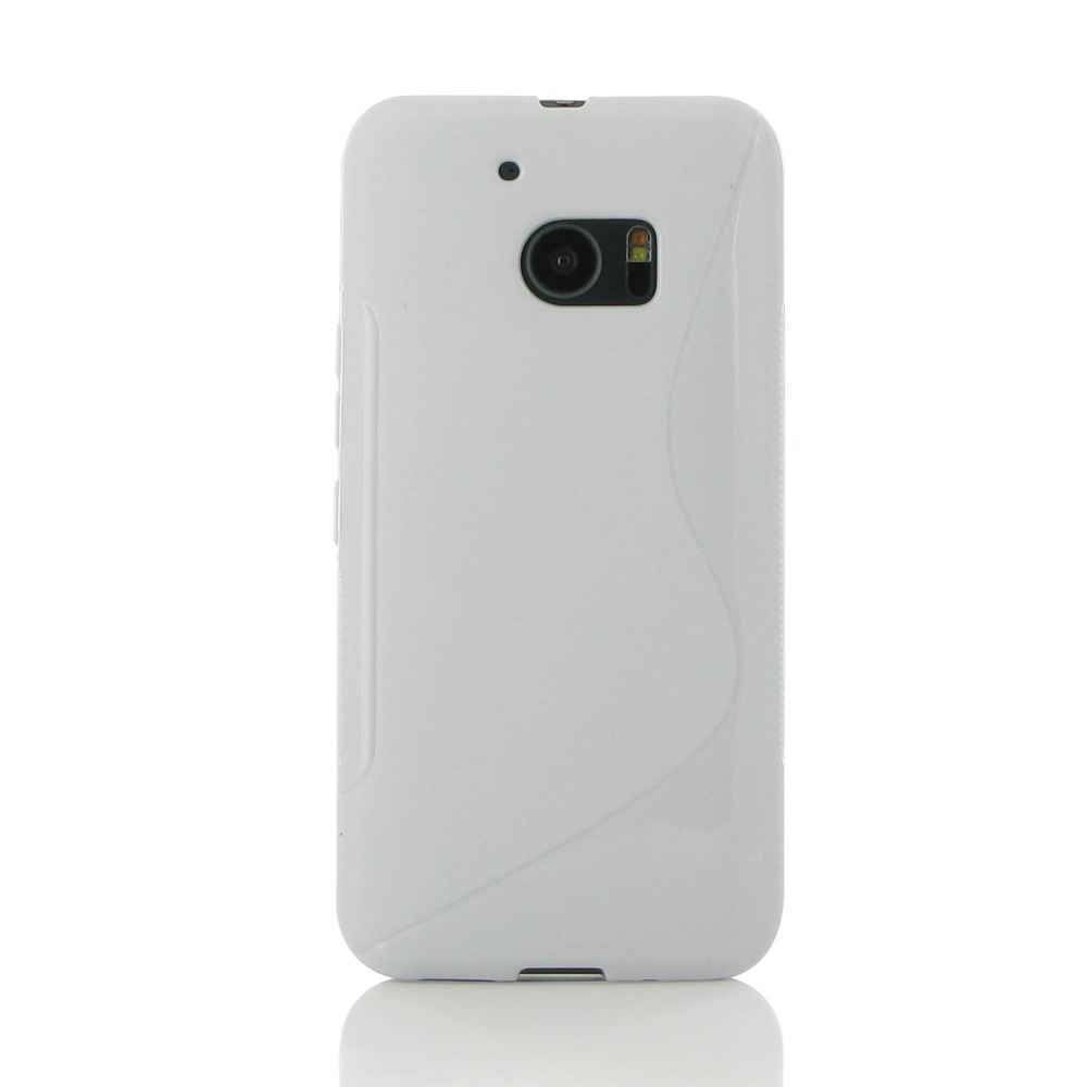 10% OFF + FREE SHIPPING, Buy PDair Top Quality Protective HTC 10 Soft Case (White S Shape pattern). Our HTC 10 Soft Case is Best choice. You also can go to the customizer to create your own stylish leather case if looking for additional colors, patterns a