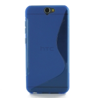 10% OFF + FREE SHIPPING, Buy Best PDair Quality Protective HTC One A9 Soft Case (Blue S Shape pattern) online. You also can go to the customizer to create your own stylish leather case if looking for additional colors, patterns and types.