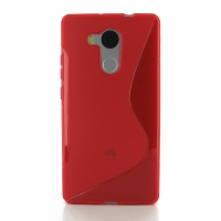 10% OFF + FREE SHIPPING, Buy Best PDair Quality Protective Huawei Mate 8 Soft Case (Red S Shape pattern) online. You also can go to the customizer to create your own stylish leather case if looking for additional colors, patterns and types.