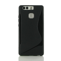 10% OFF + FREE SHIPPING, Buy Best PDair Quality Protective Huawei P9 Soft Case (Black S Shape pattern) online. You also can go to the customizer to create your own stylish leather case if looking for additional colors, patterns and types.