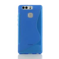 10% OFF + FREE SHIPPING, Buy Best PDair Quality Protective Huawei P9 Soft Case (Blue S Shape pattern) online. You also can go to the customizer to create your own stylish leather case if looking for additional colors, patterns and types.