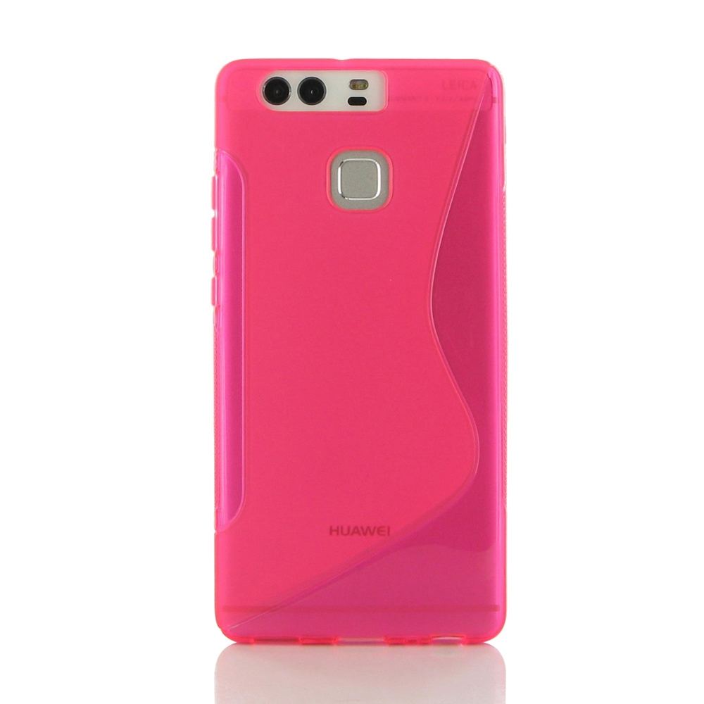 10% OFF + FREE SHIPPING, Buy Best PDair Quality Protective Huawei P9 Soft Case (Pink S Shape pattern) online. You also can go to the customizer to create your own stylish leather case if looking for additional colors, patterns and types.