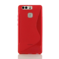 10% OFF + FREE SHIPPING, Buy Best PDair Quality Protective Huawei P9 Soft Case (Red S Shape pattern) online. You also can go to the customizer to create your own stylish leather case if looking for additional colors, patterns and types.