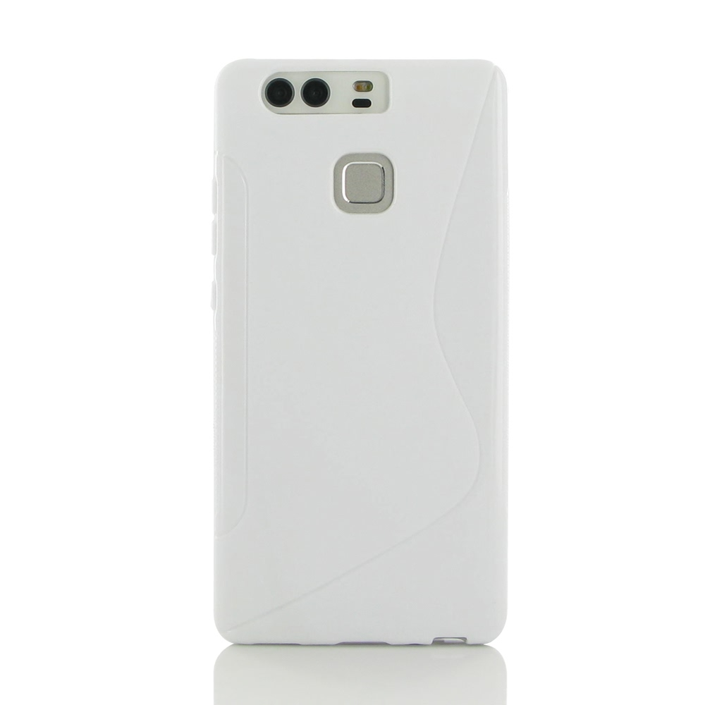 10% OFF + FREE SHIPPING, Buy Best PDair Quality Protective Huawei P9 Soft Case (White S Shape pattern) online. You also can go to the customizer to create your own stylish leather case if looking for additional colors, patterns and types.