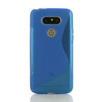 10% OFF + FREE SHIPPING, Buy PDair Top Quality Protective LG G5 Soft Case (Blue S Shape pattern). Our LG G5 Soft Case is Best choice. You also can go to the customizer to create your own stylish leather case if looking for additional colors, patterns and