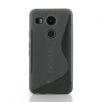 10% OFF + FREE SHIPPING, Buy Best PDair Quality Protective Google Nexus 5X Soft Case (Grey S Shape pattern) online. You also can go to the customizer to create your own stylish leather case if looking for additional colors, patterns and types.