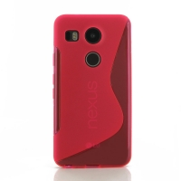 10% OFF + FREE SHIPPING, Buy Best PDair Quality Protective Google Nexus 5X Soft Case (Pink S Shape pattern) online. You also can go to the customizer to create your own stylish leather case if looking for additional colors, patterns and types.