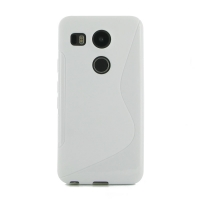 10% OFF + FREE SHIPPING, Buy Best PDair Top Quality Protective Google Nexus 5X Soft Case (White S Shape pattern) online. You also can go to the customizer to create your own stylish leather case if looking for additional colors, patterns and types.