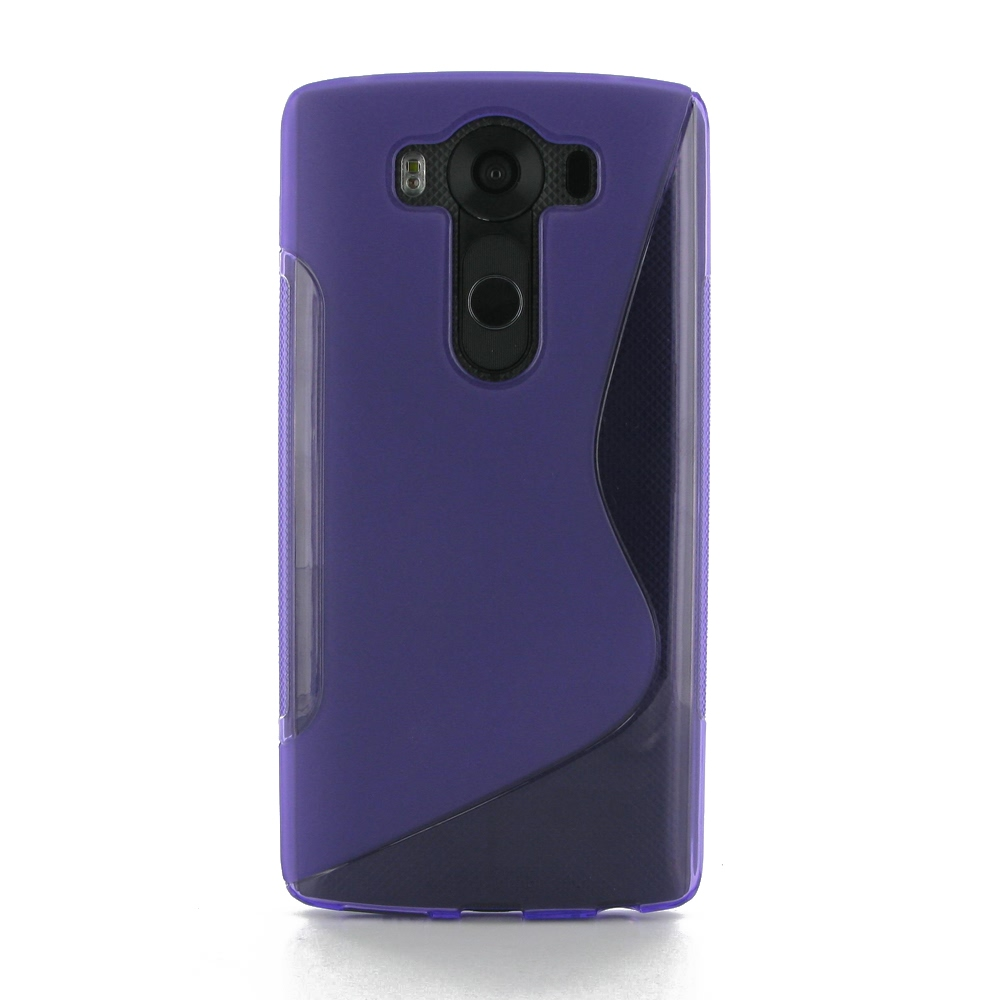 10% OFF + FREE SHIPPING, Buy Best PDair Quality Protective LG V10 Soft Case (Purple S Shape pattern) online. You also can go to the customizer to create your own stylish leather case if looking for additional colors, patterns and types.