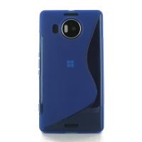10% OFF + FREE SHIPPING, Buy Best PDair Top Quality Protective Microsoft Lumia 950 XL Soft Case (Blue S Shape pattern) online. You also can go to the customizer to create your own stylish leather case if looking for additional colors, patterns and types.