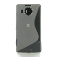 10% OFF + FREE SHIPPING, Buy Best PDair Top Quality Protective Microsoft Lumia 950 XL Soft Case (Translucent S Shape pattern) online. You also can go to the customizer to create your own stylish leather case if looking for additional colors, patterns and