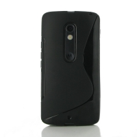 10% OFF + FREE SHIPPING, Buy Best PDair Quality Protective Moto X Play Soft Case (Black S Shape pattern) online. You also can go to the customizer to create your own stylish leather case if looking for additional colors, patterns and types.