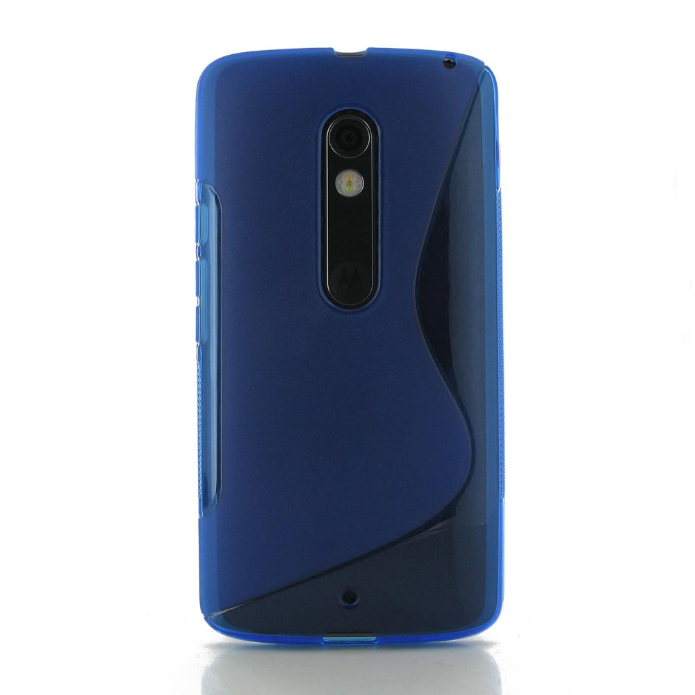 10% OFF + FREE SHIPPING, Buy Best PDair Quality Protective Moto X Play Soft Case (Blue S Shape pattern) online. You also can go to the customizer to create your own stylish leather case if looking for additional colors, patterns and types.