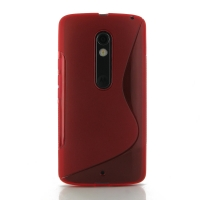 10% OFF + FREE SHIPPING, Buy Best PDair Quality Protective Moto X Play Soft Case (Red S Shape pattern) online. You also can go to the customizer to create your own stylish leather case if looking for additional colors, patterns and types.
