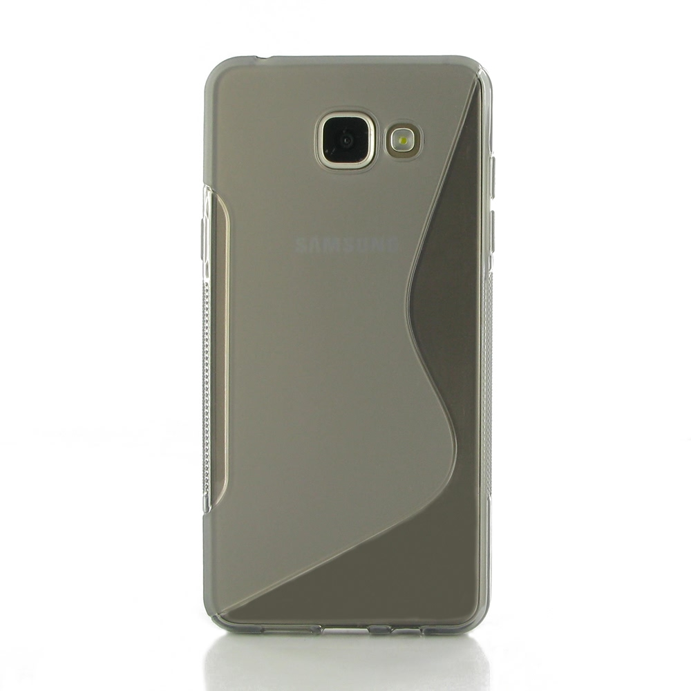 10% OFF + FREE SHIPPING, Buy Best PDair Top Quality Protective Samsung Galaxy A5 2016 Soft Case (Grey S Shape pattern) online. You also can go to the customizer to create your own stylish leather case if looking for additional colors, patterns and types.