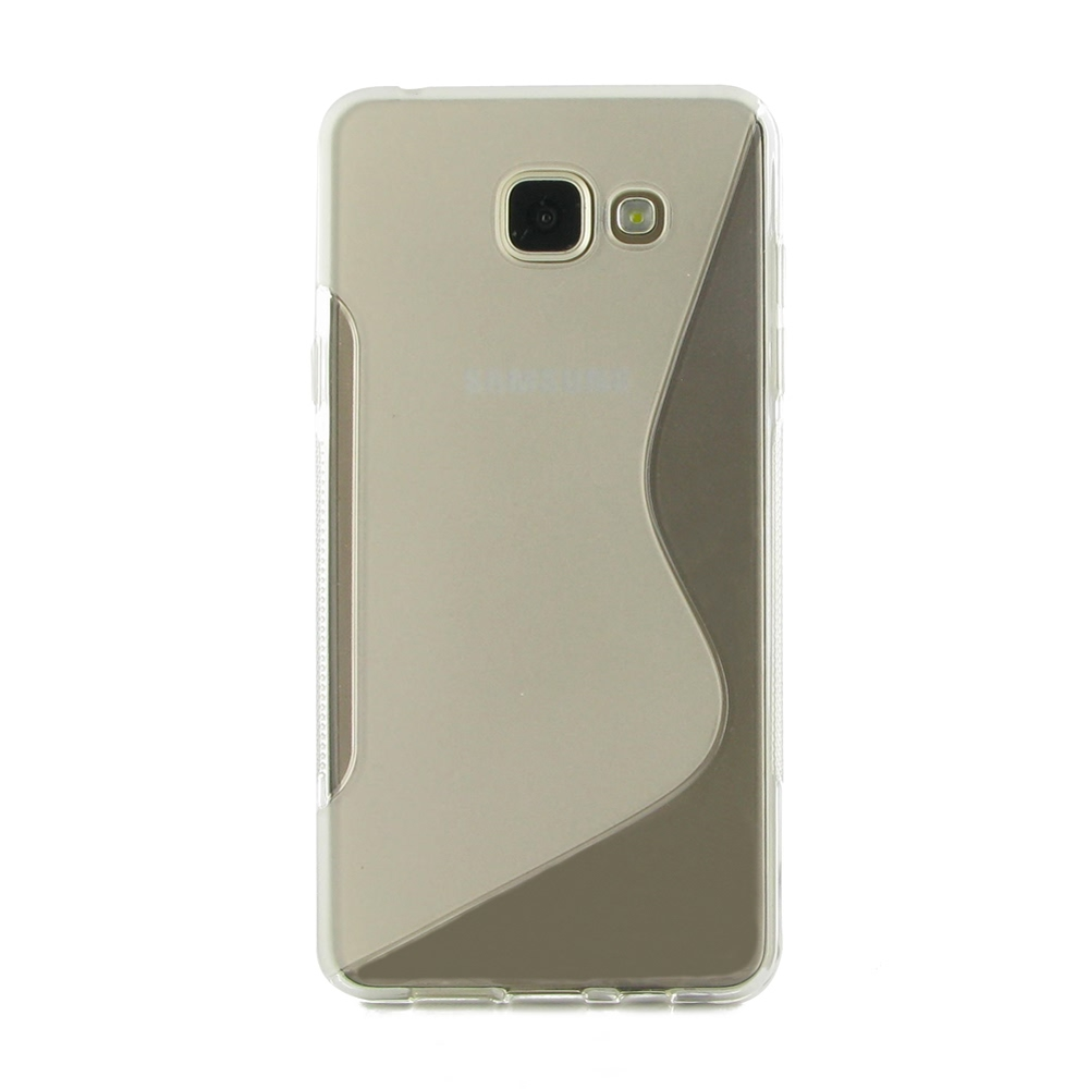 10% OFF + FREE SHIPPING, Buy Best PDair Top Quality Protective Samsung Galaxy A5 2016 Soft Case (Translucent S Shape pattern) online. You also can go to the customizer to create your own stylish leather case if looking for additional colors, patterns and