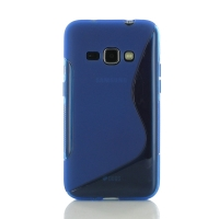 10% OFF + FREE SHIPPING, Buy Best PDair Top Quality Protective Samsung Galaxy J1 2016 Soft Case (Blue S Shape pattern) online. You also can go to the customizer to create your own stylish leather case if looking for additional colors, patterns and types.