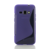 10% OFF + FREE SHIPPING, Buy Best PDair Top Quality Protective Samsung Galaxy J1 2016 Soft Case (Purple S Shape pattern) online. You also can go to the customizer to create your own stylish leather case if looking for additional colors, patterns and types