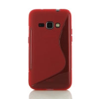 10% OFF + FREE SHIPPING, Buy Best PDair Top Quality Protective Samsung Galaxy J1 2016 Soft Case (Red S Shape pattern) online. You also can go to the customizer to create your own stylish leather case if looking for additional colors, patterns and types.