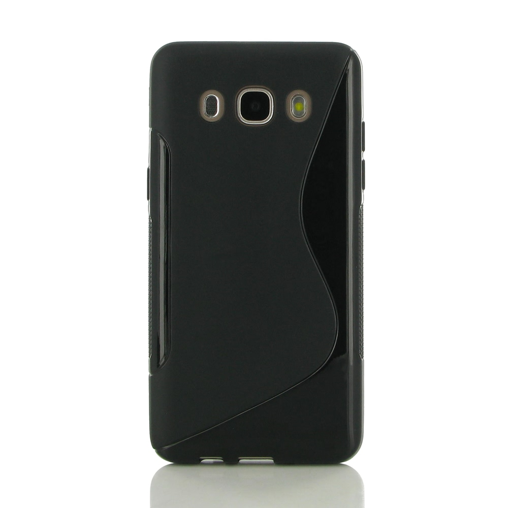 10% OFF + FREE SHIPPING, Buy Best PDair Top Quality Protective Samsung Galaxy J5 2016 Soft Case (Black S Shape pattern) online. You also can go to the customizer to create your own stylish leather case if looking for additional colors, patterns and types.