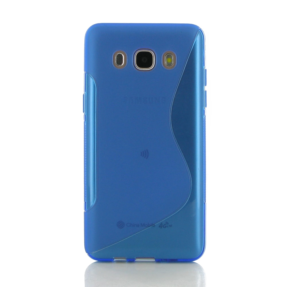 10% OFF + FREE SHIPPING, Buy Best PDair Top Quality Protective Samsung Galaxy J5 2016 Soft Case (Blue S Shape pattern) online. You also can go to the customizer to create your own stylish leather case if looking for additional colors, patterns and types.