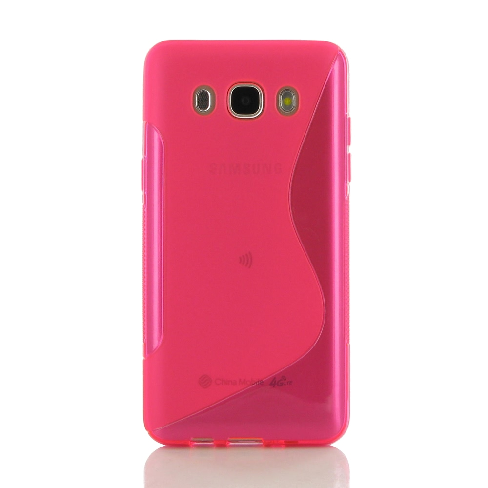 10% OFF + FREE SHIPPING, Buy Best PDair Top Quality Protective Samsung Galaxy J5 2016 Soft Case (Pink S Shape pattern) online. You also can go to the customizer to create your own stylish leather case if looking for additional colors, patterns and types.