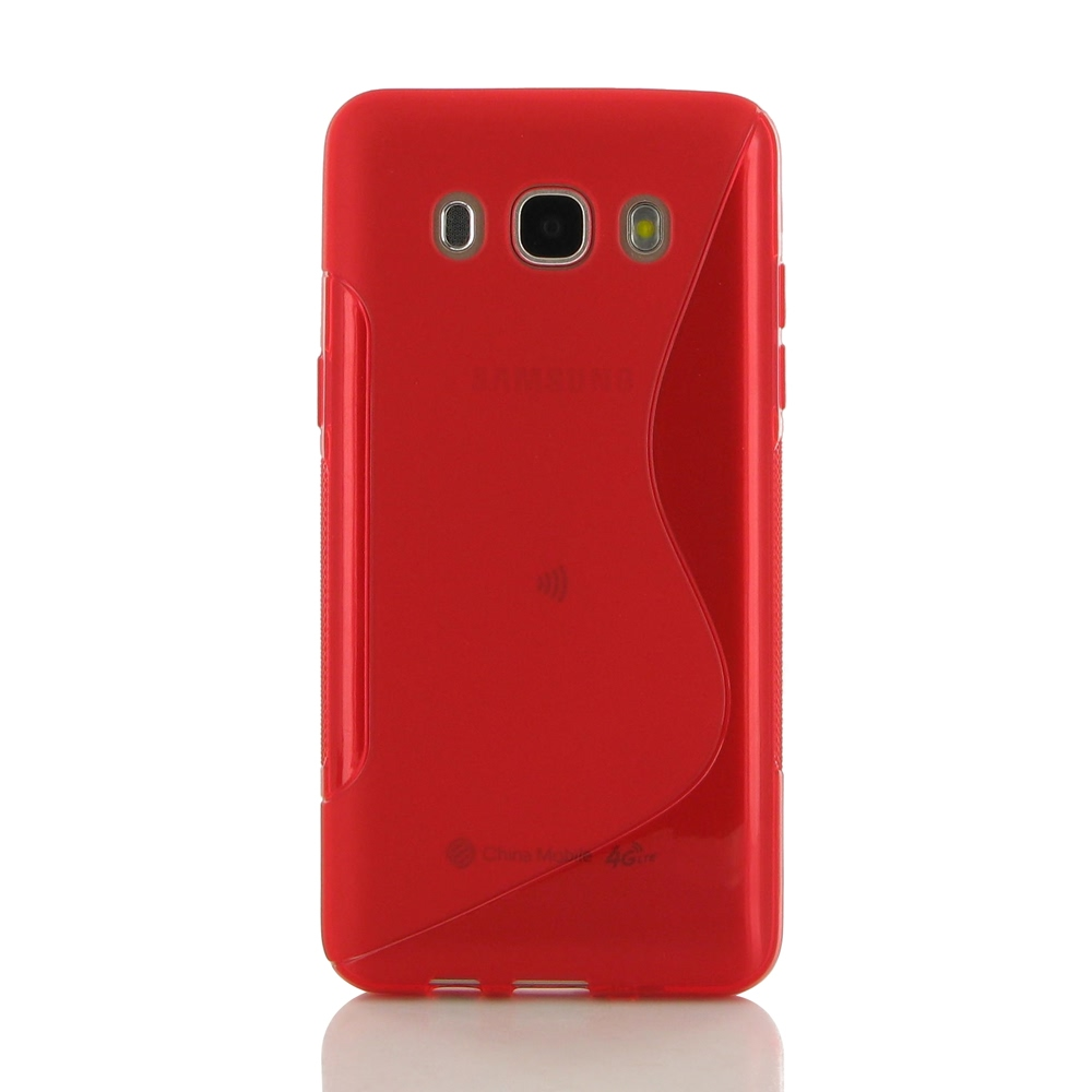 10% OFF + FREE SHIPPING, Buy Best PDair Top Quality Protective Samsung Galaxy J5 2016 Soft Case (Red S Shape pattern) online. You also can go to the customizer to create your own stylish leather case if looking for additional colors, patterns and types.