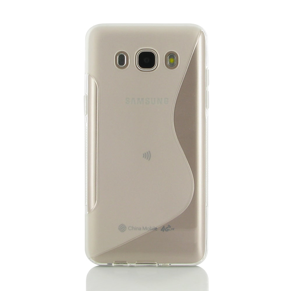 10% OFF + FREE SHIPPING, Buy Best PDair Top Quality Protective Samsung Galaxy J5 2016 Soft Case (Translucent S Shape pattern) online. You also can go to the customizer to create your own stylish leather case if looking for additional colors, patterns and