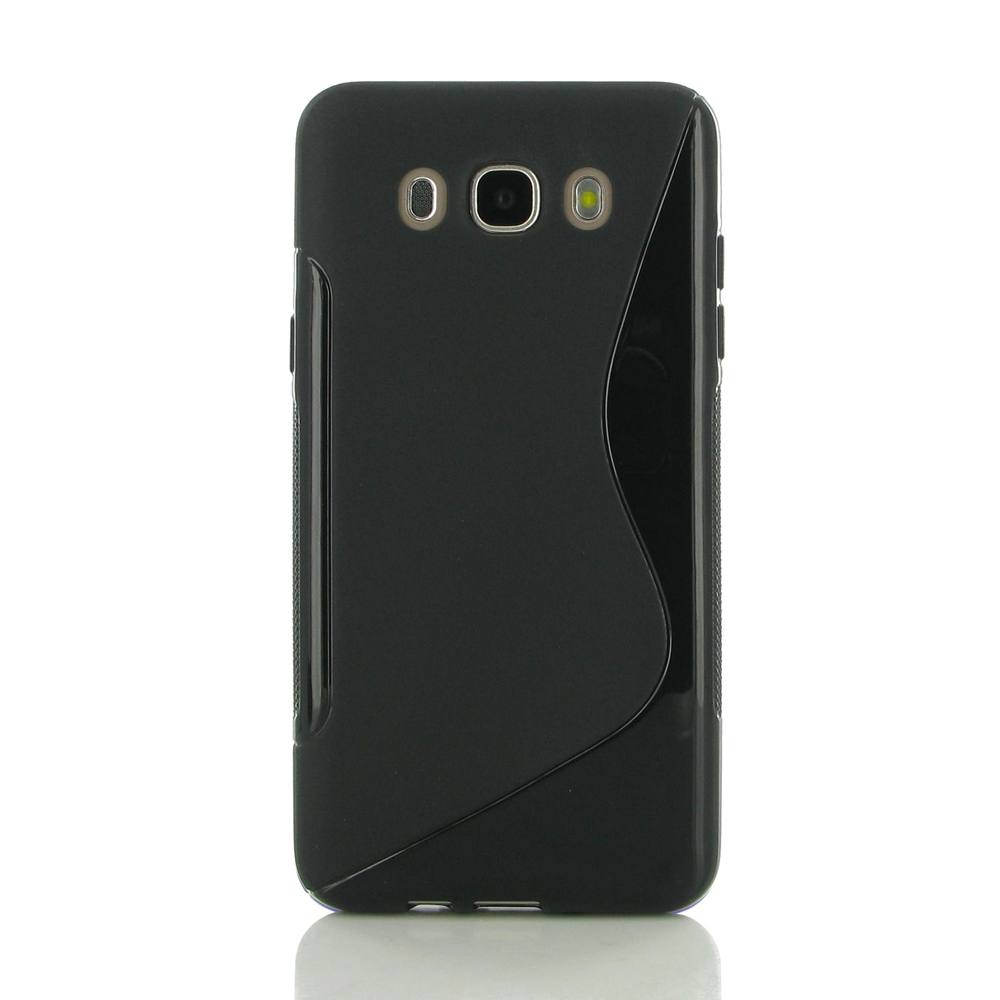 10% OFF + FREE SHIPPING, Buy Best PDair Top Quality Protective Samsung Galaxy J7 2016 Soft Case (Black S Shape pattern) online. You also can go to the customizer to create your own stylish leather case if looking for additional colors, patterns and types.