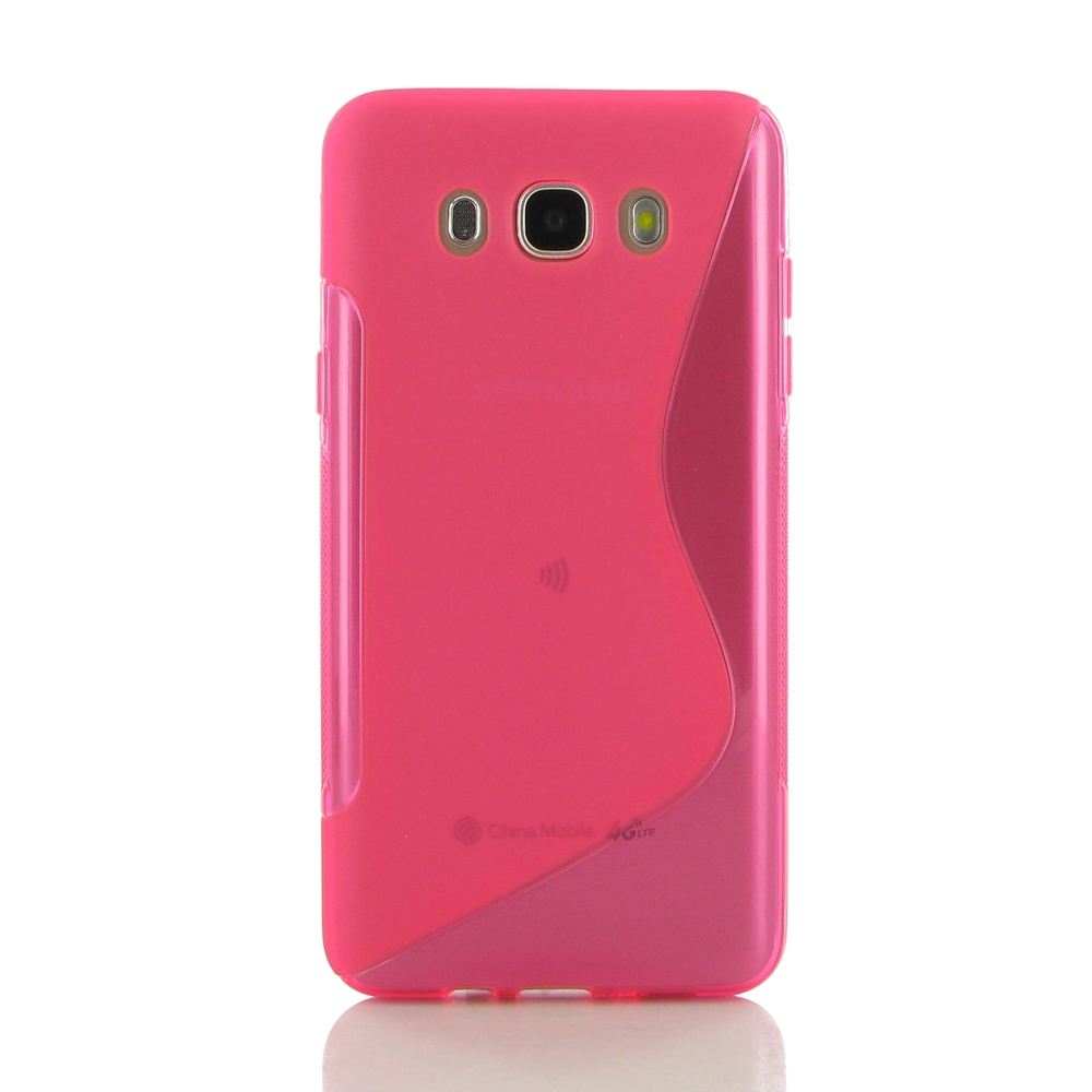 10% OFF + FREE SHIPPING, Buy Best PDair Top Quality Protective Samsung Galaxy J7 2016 Soft Case (Pink S Shape pattern) online. You also can go to the customizer to create your own stylish leather case if looking for additional colors, patterns and types.