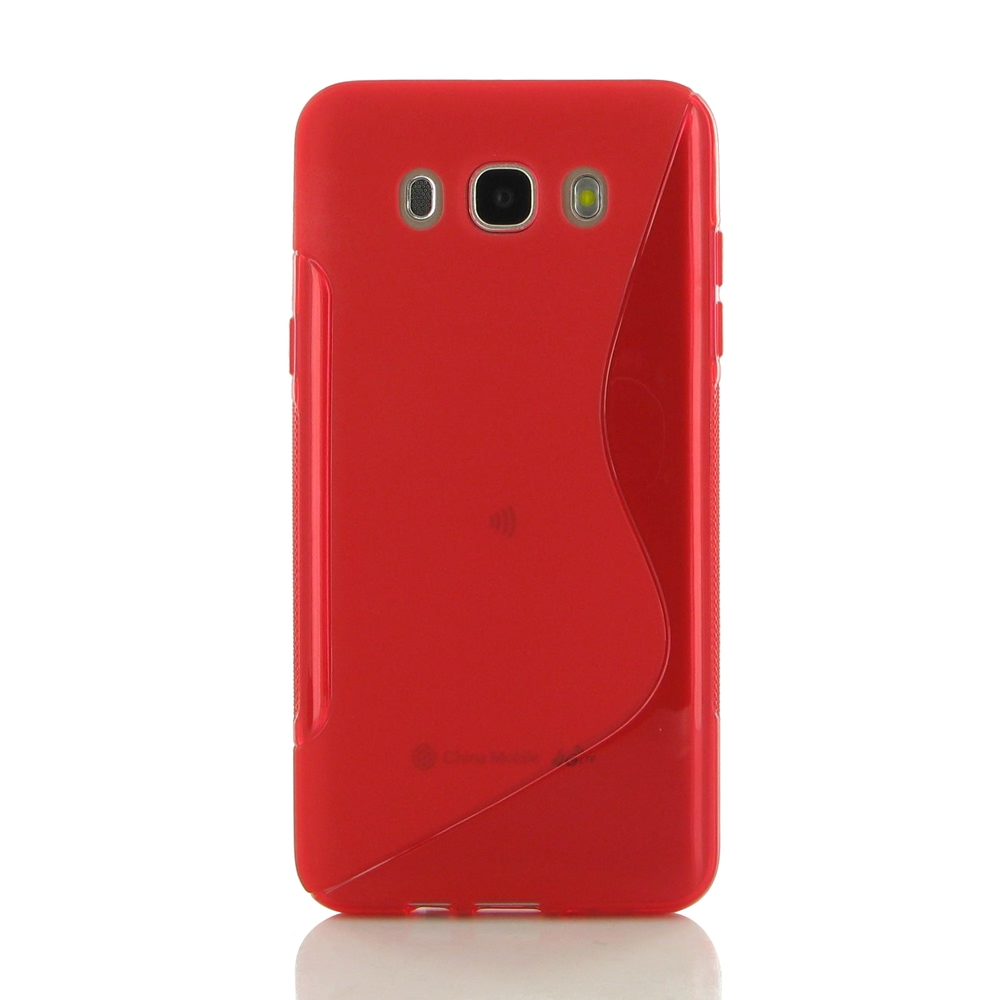 10% OFF + FREE SHIPPING, Buy Best PDair Top Quality Protective Samsung Galaxy J7 2016 Soft Case (Red S Shape pattern) online. You also can go to the customizer to create your own stylish leather case if looking for additional colors, patterns and types.