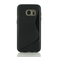 10% OFF + FREE SHIPPING, Buy Best PDair Top Quality Protective Samsung Galaxy S7 Soft Case (Black S Shape pattern) online. You also can go to the customizer to create your own stylish leather case if looking for additional colors, patterns and types.