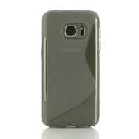 10% OFF + FREE SHIPPING, Buy Best PDair Top Quality Protective Samsung Galaxy S7 Soft Case (Grey S Shape pattern) online. You also can go to the customizer to create your own stylish leather case if looking for additional colors, patterns and types.