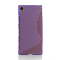 10% OFF + FREE SHIPPING, Buy Best PDair Top Quality Protective Sony Xperia Z5 Soft Case (Purple S Shape pattern) online. You also can go to the customizer to create your own stylish leather case if looking for additional colors, patterns and types.