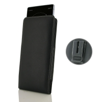 10% OFF + FREE SHIPPING, Buy the BEST PDair Handcrafted Premium Protective Carrying Sony Xperia 1 Pouch Case with Belt Clip. Exquisitely designed engineered for Sony Xperia 1.