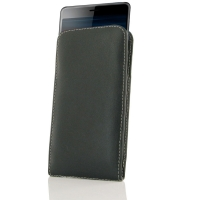 Leather Vertical Pouch Case for Sony Xperia L3