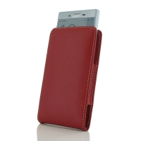 10% OFF + FREE SHIPPING, Buy Best PDair Quality Full Grain Premium Protective Sony Xperia X Compact Genuine Leather Sleeve Pouch Case (Red) online. You also can go to the customizer to create your own stylish leather case if looking for additional colors,