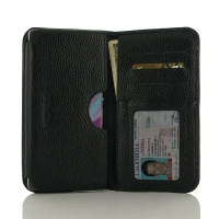 10% OFF + FREE SHIPPING, Buy PDair Handmade Protective Sony Xperia XA Ultra Genuine Leather Wallet Sleeve Case (Black Stitching) online You also can go to the customizer to create your own stylish leather case if looking for additional colors, patterns an