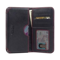 10% OFF + FREE Shipping, Buy Best PDair Handmade Protective Sony Xperia XA Ultra Genuine Leather Wallet Sleeve Case (Red Stitch) online. You also can go to the customizer to create your own stylish leather case if looking for additional colors, patterns a