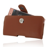 10% OFF + FREE SHIPPING, Buy Best PDair Handmade Protective Sony Xperia XA1 Leather Holster Case (Brown). Pouch Sleeve Holster Wallet  You also can go to the customizer to create your own stylish leather case if looking for additional colors, patterns and
