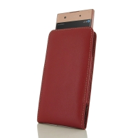 10% OFF + FREE SHIPPING, Buy Best PDair Handmade Protective Sony Xperia XA1 Leather Sleeve Pouch Case (Red). Pouch Sleeve Holster Wallet  You also can go to the customizer to create your own stylish leather case if looking for additional colors, patterns