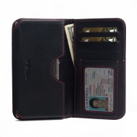 10% OFF + FREE SHIPPING, Buy Best PDair Handmade Protective Sony Xperia XA1 Genuine Leather Wallet Sleeve Case (Red Stitch). Pouch Sleeve Holster Wallet  You also can go to the customizer to create your own stylish leather case if looking for additional c
