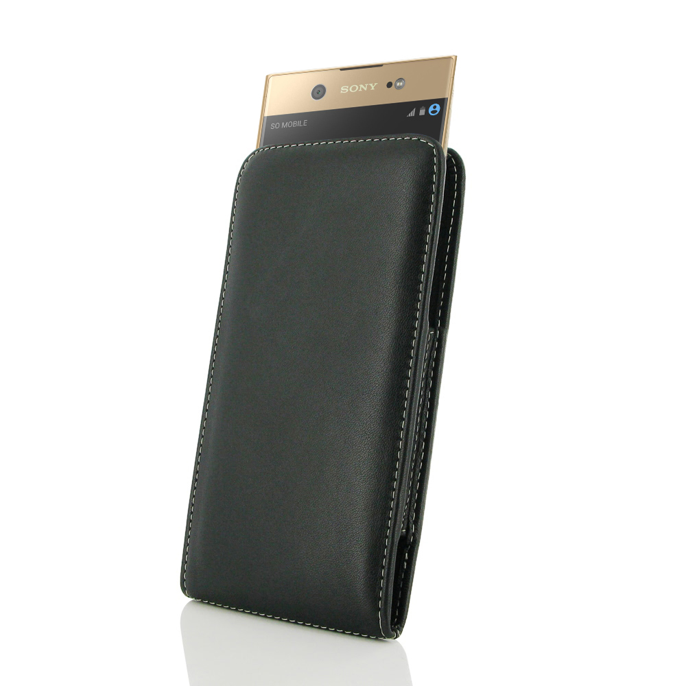 10% OFF + FREE SHIPPING, Buy Best PDair Handmade Protective Sony Xperia XA1 Ultra Leather Sleeve Pouch Case. Pouch Sleeve Holster Wallet You also can go to the customizer to create your own stylish leather case if looking for additional colors, patterns a