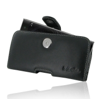 Leather Horizontal Pouch Case with Belt Clip for Sony Xperia XA2 Ultra