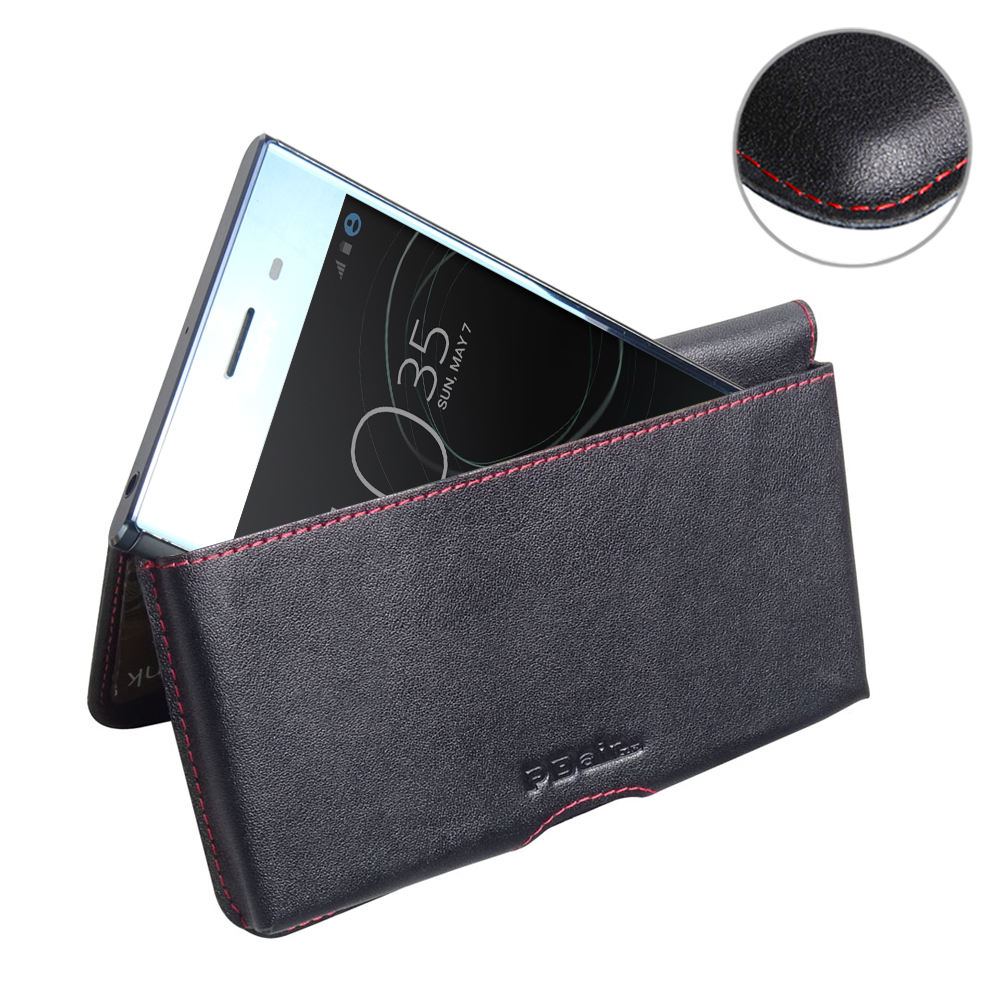 Premium Leather Wallet Case