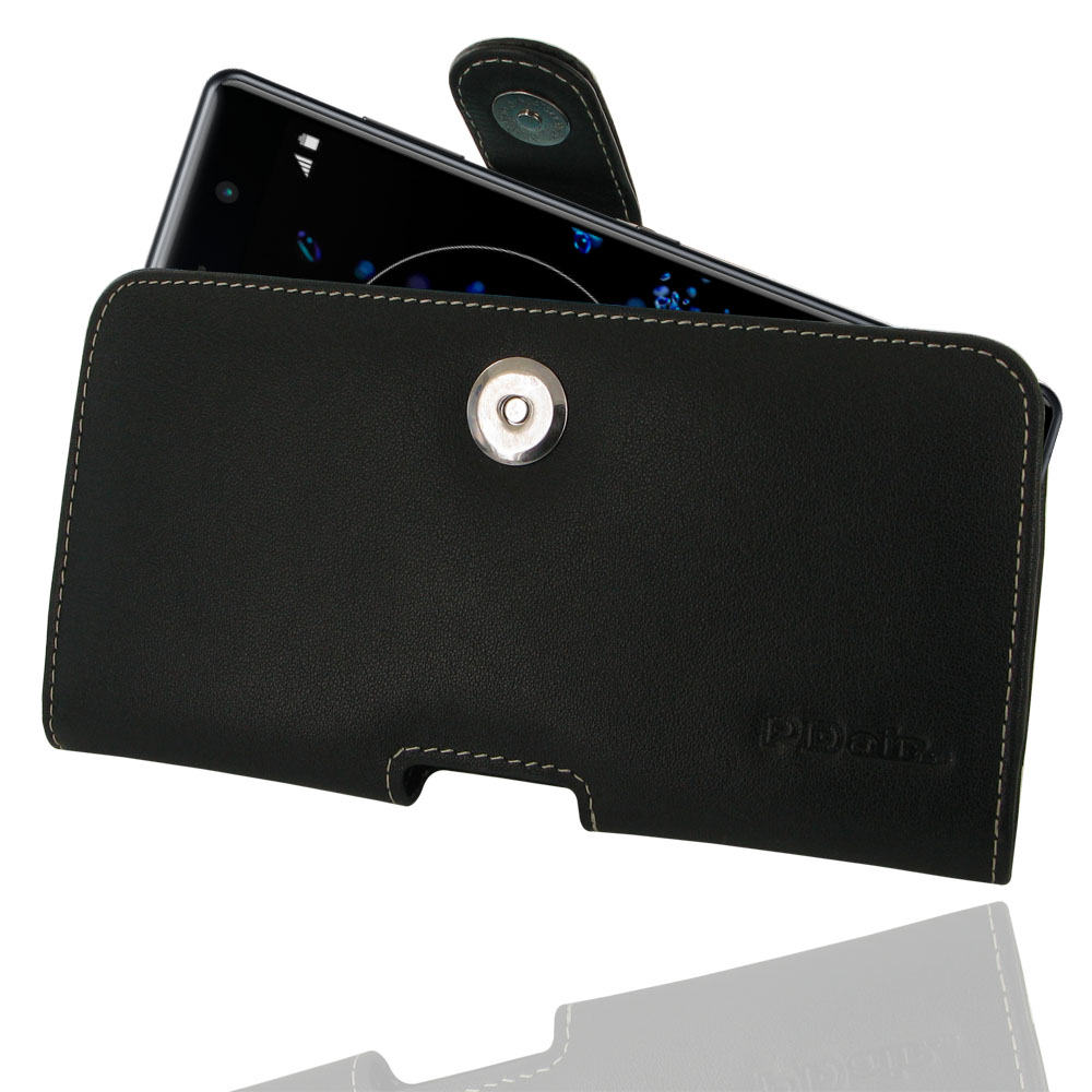 10% OFF + FREE SHIPPING, Buy the BEST PDair Handcrafted Premium Protective Carrying Sony Xperia XZ2 Premium Leather Holster Case. Exquisitely designed engineered for Sony Xperia XZ2 Premium.