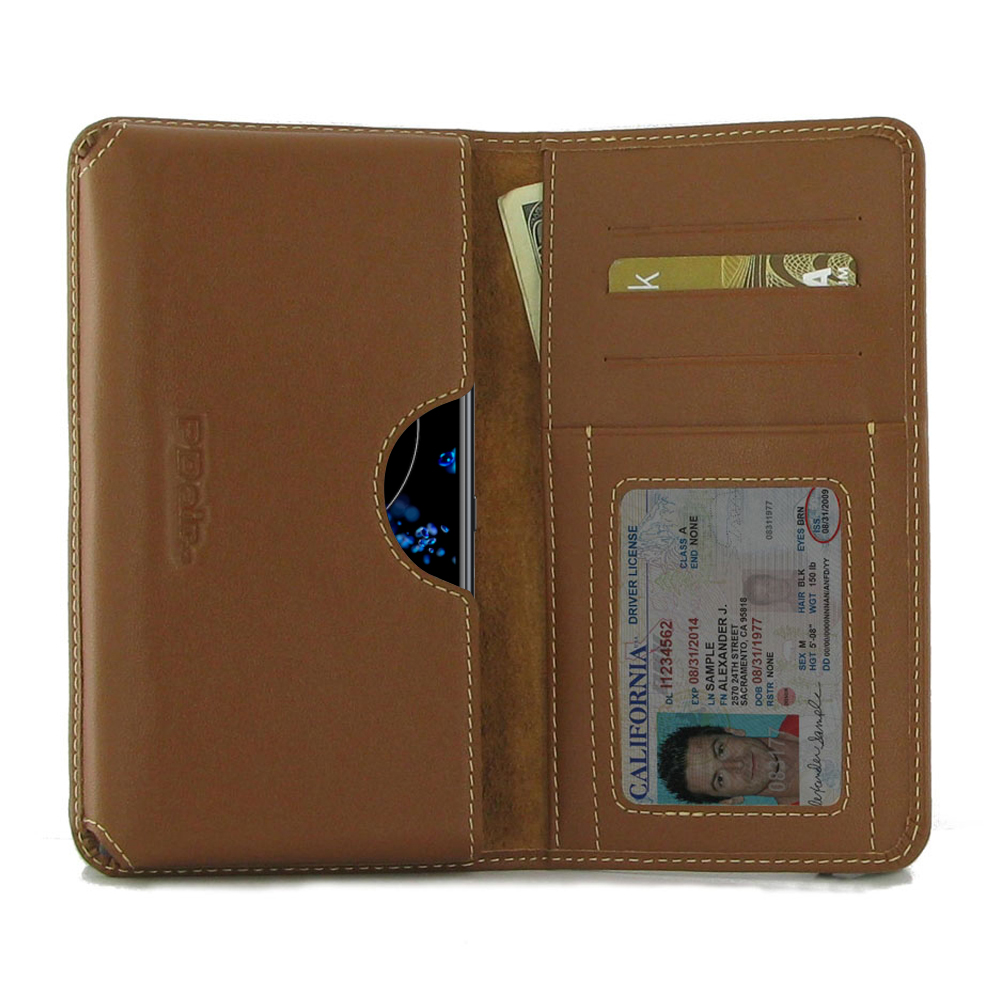 10% OFF + FREE SHIPPING, Buy the BEST PDair Handcrafted Premium Protective Carrying Sony Xperia XZ2 Premium Leather Wallet Sleeve Case (Brown). Exquisitely designed engineered for Sony Xperia XZ2 Premium.